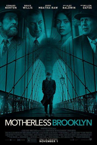 Árva Brooklyn – Plakát