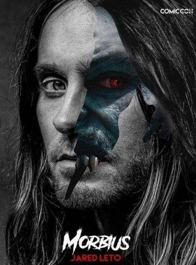 Morbius – Plakát