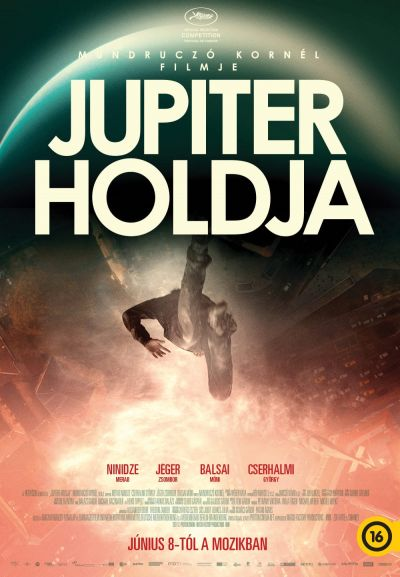Jupiter holdja – Plakát