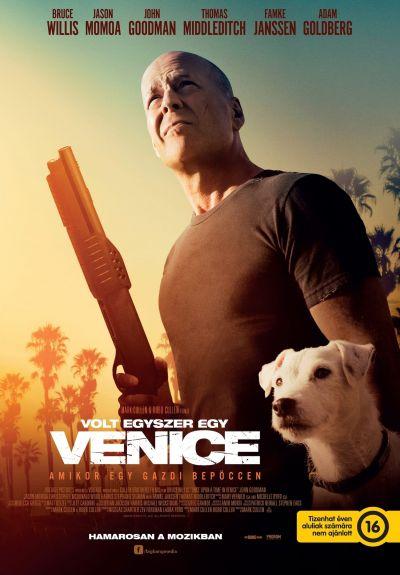 Volt egyszer egy Venice – Plakát