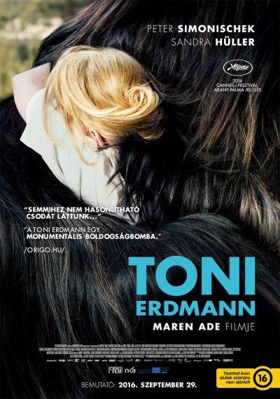 Toni Erdmann – Plakát