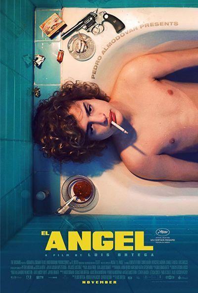 Az angyal – Plakát