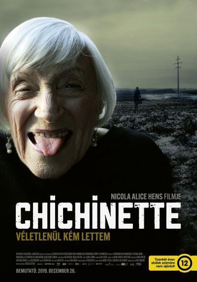 Chichinette – Véletlenül kém lettem – Plakát