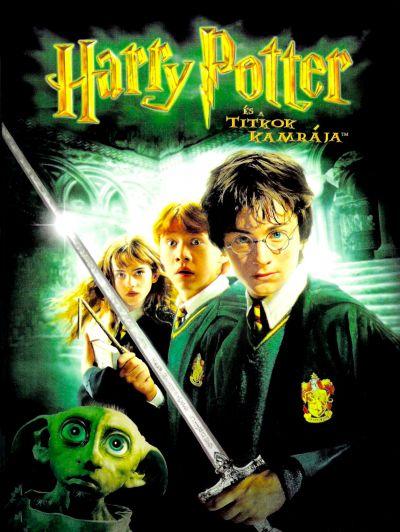 Harry Potter és a titkok kamrája – Plakát