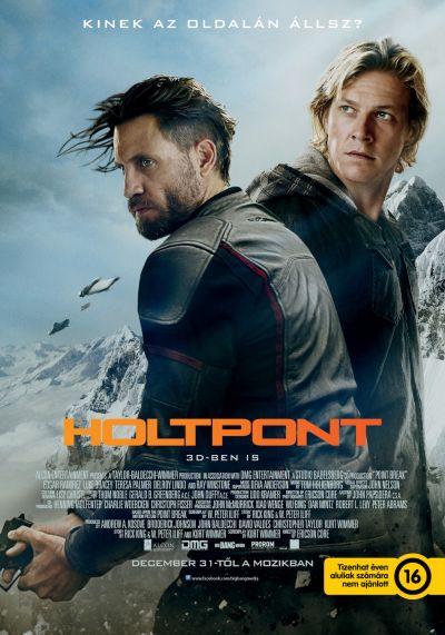 Holtpont – Plakát