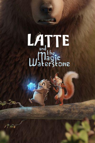 Latte & the Magic Waterstone – Plakát