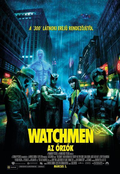 Watchmen: Az őrzők – Plakát