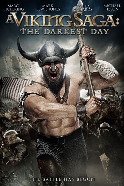 Vikingek: A legsötétebb nap – Plakát