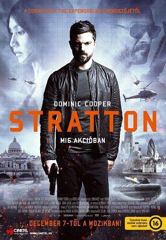 Stratton – Plakát