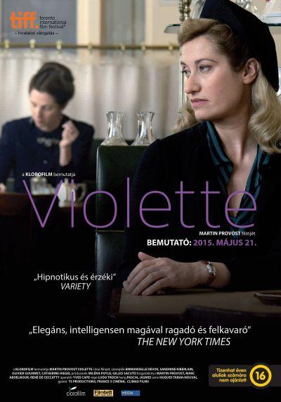 Violette – Plakát