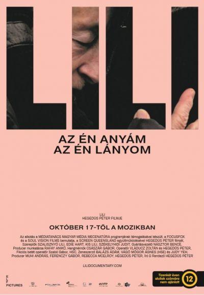 Lili – Plakát