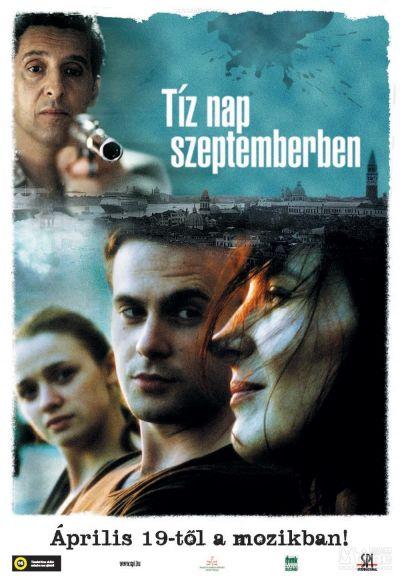 10 nap szeptemberben – Plakát