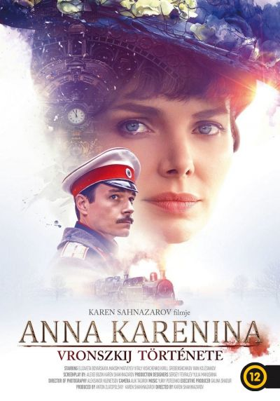 Anna Karenina - Vronszkij története – Plakát