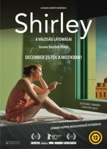 Shirley: A valóság látomásai – Plakát