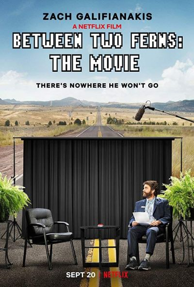 Between Two Ferns: The Movie – Plakát