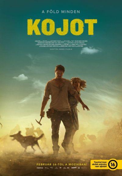 Kojot – Plakát