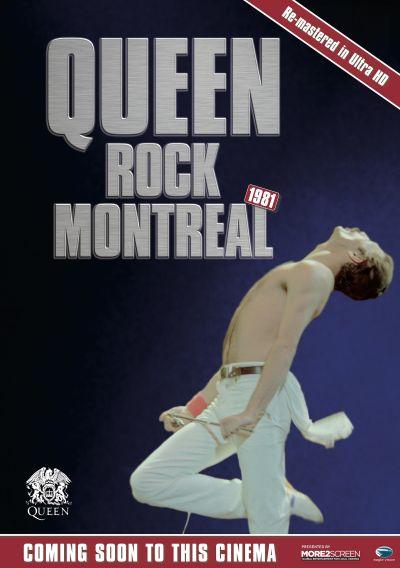 Queen - Live in Montreal – Plakát