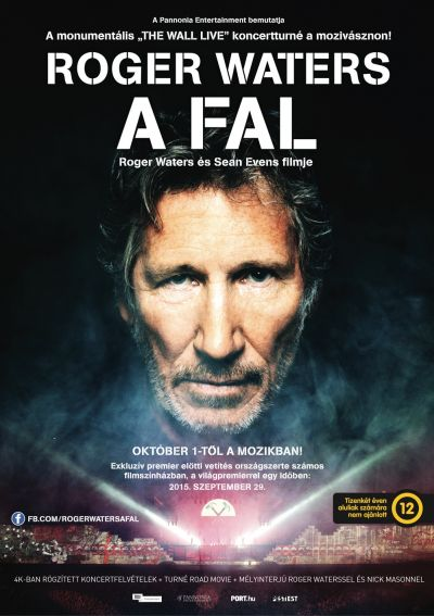 Roger Waters: A Fal – Plakát