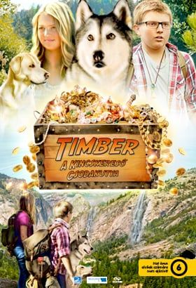 Timber, a kincskereső csodakutya – Plakát