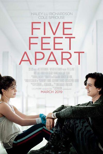 Five Feet Apart – Plakát