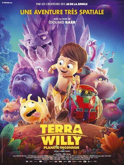 Terra Willy – Plakát
