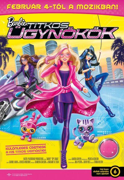 Barbie: Titkos ügynökök – Plakát