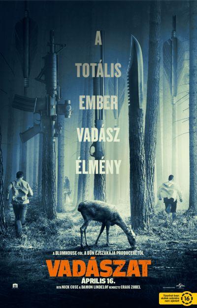 Vadászat – Plakát