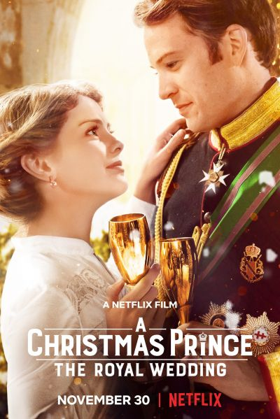 A Christmas Prince: The Royal Wedding – Plakát