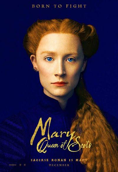 Mária skót királynő – Plakát