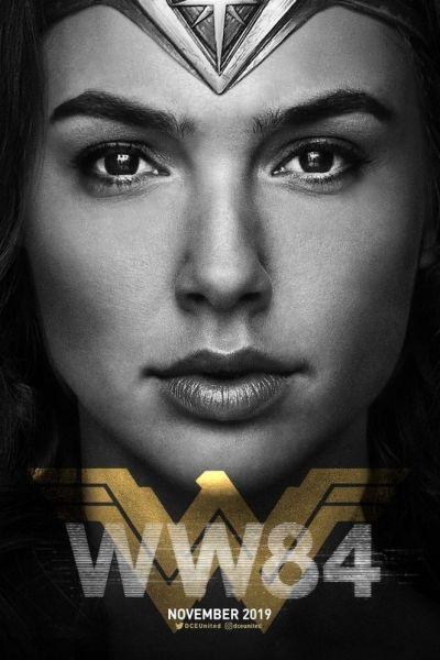 Wonder Woman 2 – Plakát
