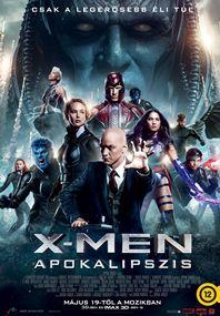 X-Men: Apokalipszis – Plakát