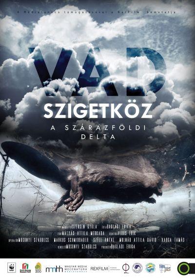 Vad Szigetköz - A szárazföldi delta – Plakát