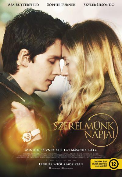 Szerelmünk napjai – Plakát