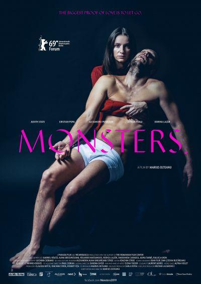 Szörnyetegek – Plakát