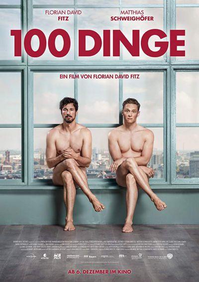 100 dolog – Plakát