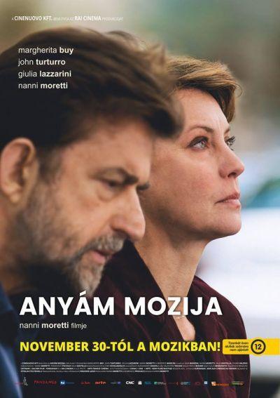 Anyám mozija – Plakát