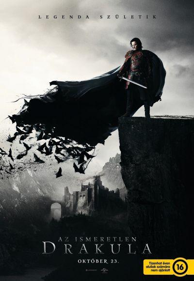 Az ismeretlen Drakula – Plakát