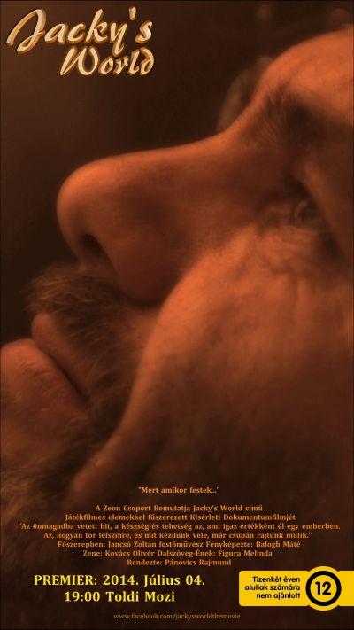 Jacky's World – Plakát