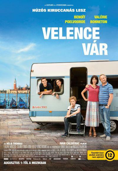 Velence vár – Plakát