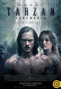 Tarzan legendája – Plakát