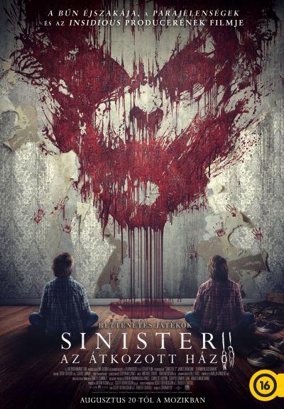 Sinister 2 - Az átkozott ház – Plakát