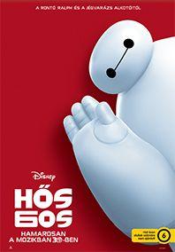 Hős6os – Plakát