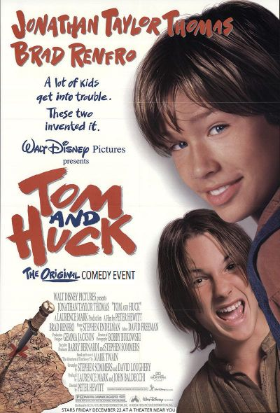 Tom és Huck – Plakát