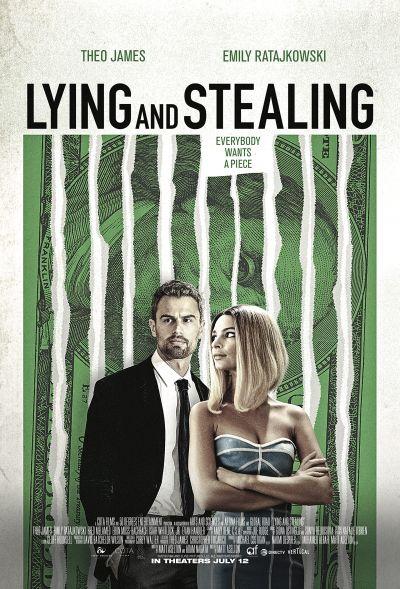 Hazugok és tolvajok – Plakát