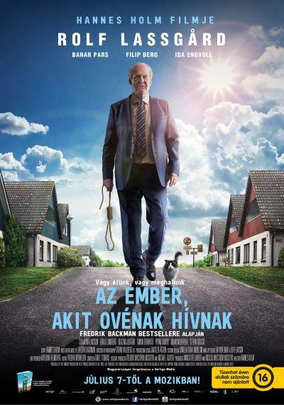Az ember, akit Ovénak hívnak – Plakát