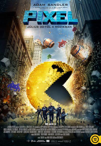 Pixel – Plakát