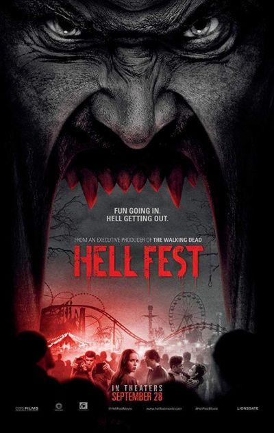 Hell Fest – Plakát
