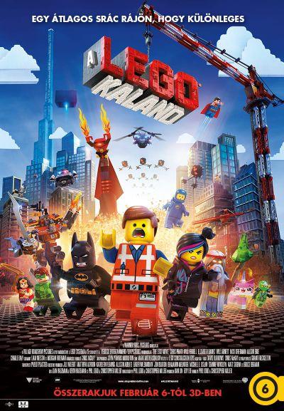 A Lego kaland – Plakát