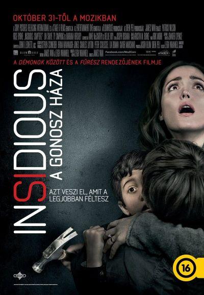 Insidious: A gonosz háza – Plakát