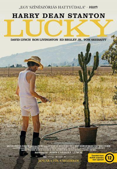 Lucky – Plakát